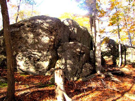 Anawan Rock, Rehoboth – Sowams Heritage Area