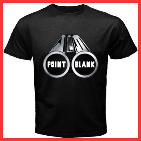 yuniarko custom new point blank black t shirt s m l