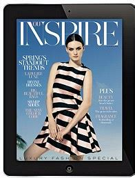 YOU Inspire magazine for iPad | Daily Mail Online