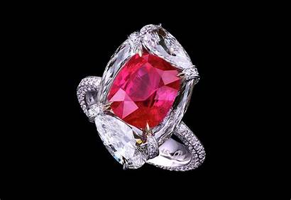 Forms Ruby Jewellery Rings Symbol Noble Passion