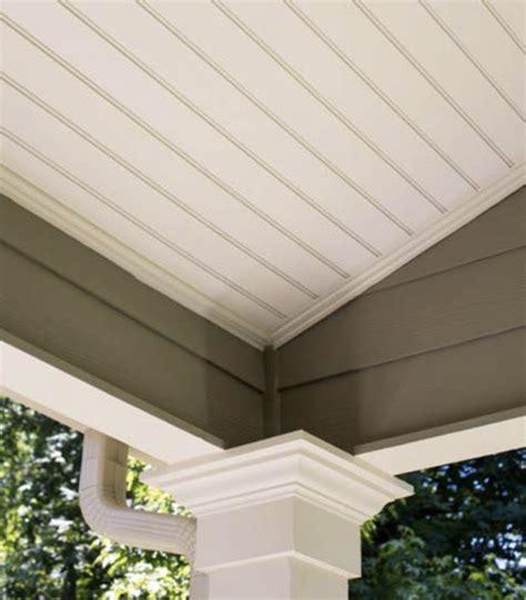 Cedar Porch Ceiling by Cedar Beadboard Porch Ceiling Alternatives