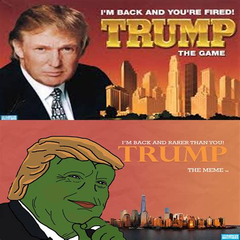 Know Your Meme The Game - trump game board fixed donald trump know your meme