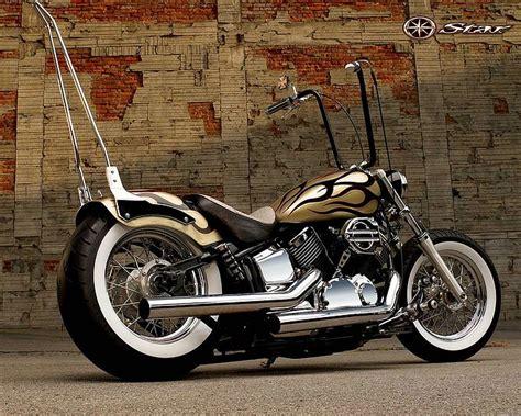Yamaha V Star 1100 Motorcycles Year 2006 Models 40