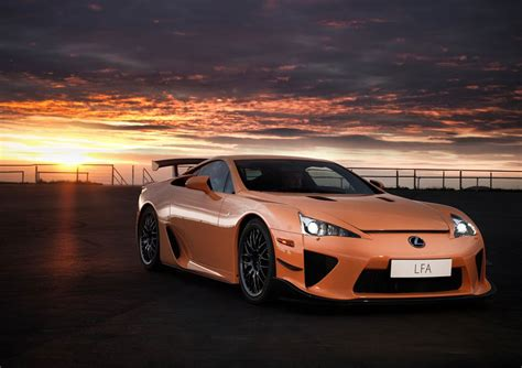 2012 Lexus Lfa Review, Specs, Pictures, Price & Mpg