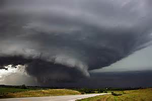 Wall Clouds and Tornadoes