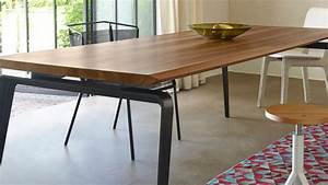 Tables carrees salle manger grande table inspirations et for Salle À manger contemporaineavec grande table de salle a manger