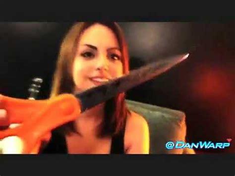 Liz Signs Jade's Scissors Youtube