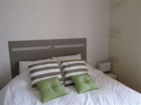 20 la chambre creation tete de lit quot trompe l oeil photo de deco les ambiances