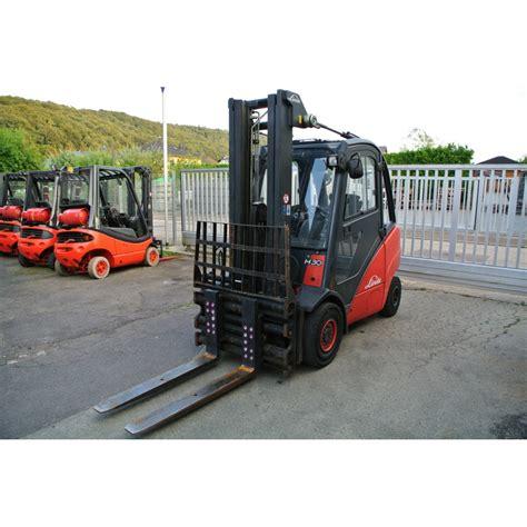 Diesel Russpartikelfilter Unwirksam by Linde H30d 393 Diesel Mit Partikelfilter Triplex 5505 Mm 4