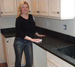 Soapstone Countertop Maintenance by Soapstone Care And Maintenance View Our Diy