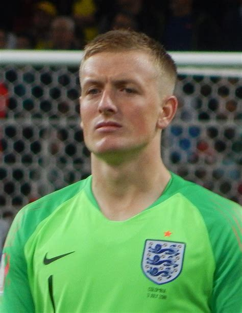 jordan pickford wikipedia la enciclopedia libre