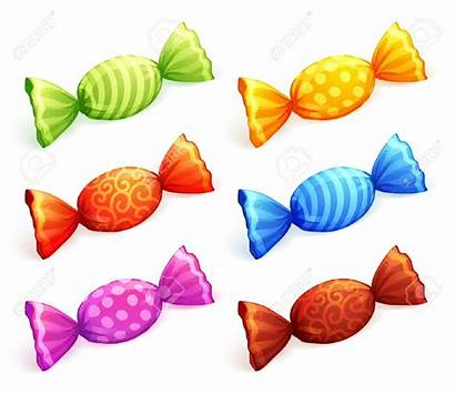 Colorful Candy Clipart Candies Isolated Clipground