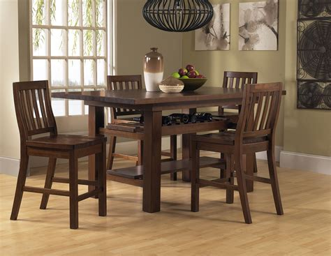 Hillsdale Outback 5-piece Counter Height Dining Set