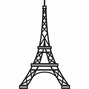 Eiffel tower stencil dromgfk top cliparts | Painted ...