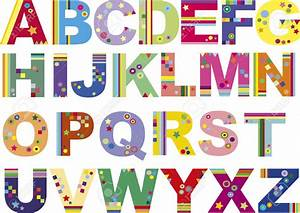 what is an alphabet With pictures of letters ofthe alphabet