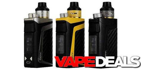 Ijoy Rdta Mini Box Mod Kit (us/free Shipping) .77