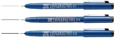 zig drawing