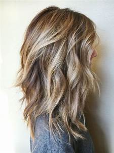 15 Balayage Medium Hairstyles Balayage Hair Color Ideas