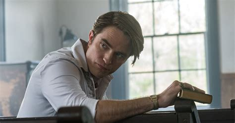 The Devil All the Time director on Robert Pattinson, Tom ...
