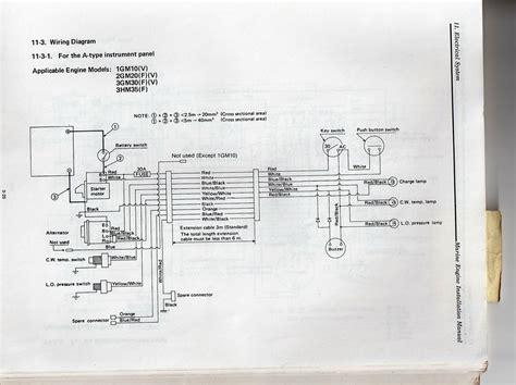 Yanmar Gmf Electrics