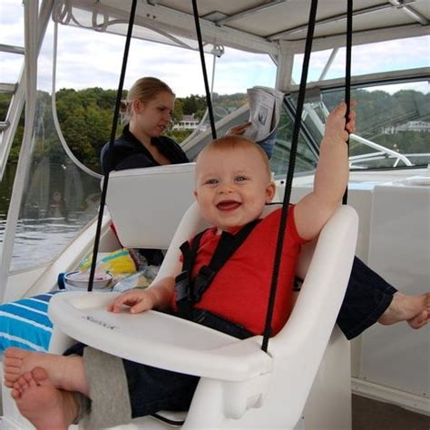 Baby Boat Seat by Searock Baby Boat Seat And Swing
