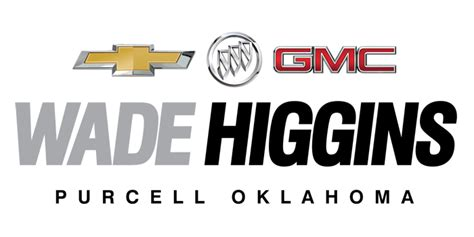 wade higgins chevrolet buick gmc purcell  read