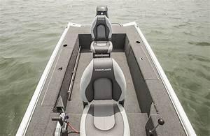 Stick Steer Crappie Boat