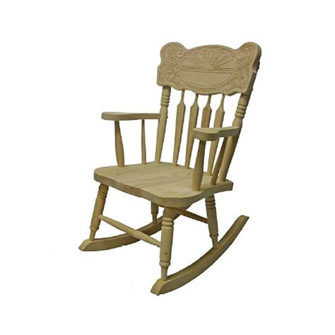 Press Back Chairs Ontario by Children S Press Back Rocker Lloyd S Mennonite Furniture