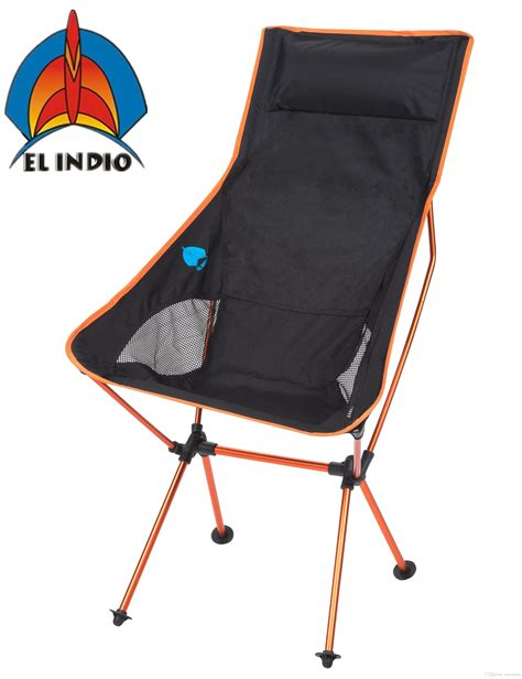 Lightweight Armchair by El Indio Fishing Chair Folding Cing Chairs Ultra