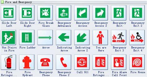 create fire escape diagram instantly