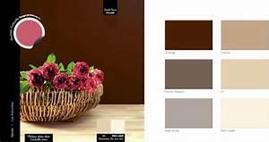 Association De Couleur : association couleur beige fashion designs avec peinture ~ Dallasstarsshop.com Idées de Décoration
