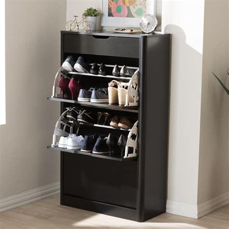 Home Decorators Collection 24pair Shoe Storage Cabinet