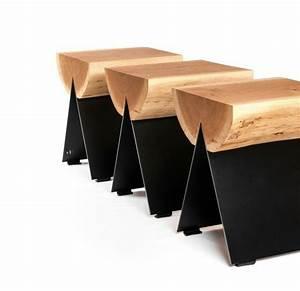 Petit Tabouret Bois : le petit tabouret design 1 2 stool par vitamina d ~ Teatrodelosmanantiales.com Idées de Décoration