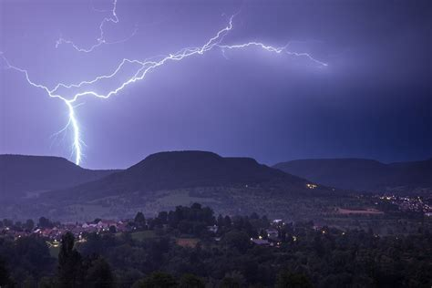 thunderstorms physical geography