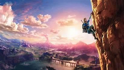 Zelda Breath Wild Legend Games Wii Nature
