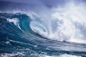 Beautiful Ocean Waves   Amazing Sea Waves   cini clips  Wave