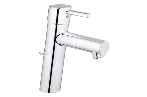 Grohe Concetto Faucet Spec Sheet by Grohe Concetto Basin Mixer 1 2 M Size 23450001 Faucet