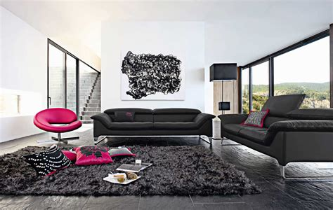 canapé cuir roche bobois living room inspiration 120 modern sofas by roche bobois