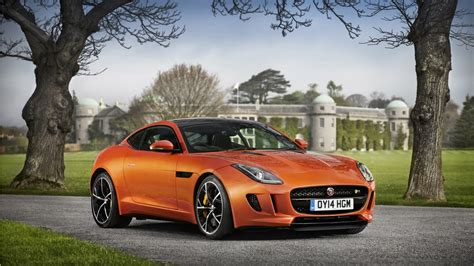 jaguar  type  coupe  wallpaper hd car wallpapers