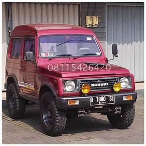 Suzuki Katana Modifikasi Dijual Di Bandung
