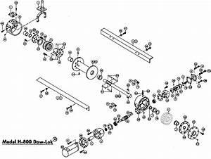 Ramsey Winch Hydraulic H
