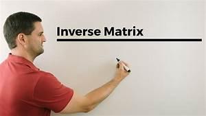 Inverse Matrix Berechnen Mit Rechenweg : inverse matrix bestimmen simultanverfahren 3x3 matrix mathenachhilfe online hilfe in mathe ~ Themetempest.com Abrechnung