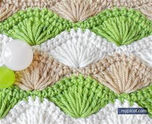 131 best images about crochet - various stitches on Pinterest