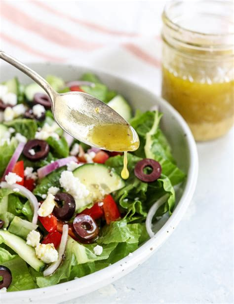 easy greek salad dressing detoxinista