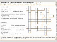 Tallita y las clases de religión marzo 2015