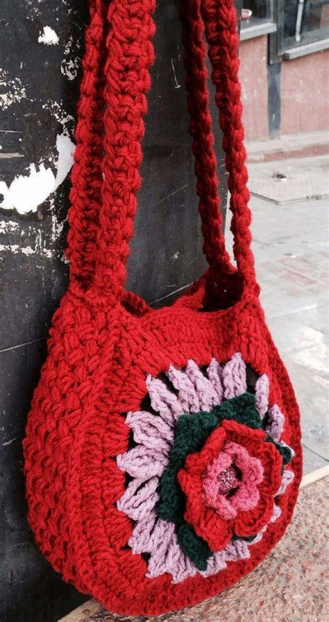 Pin de Eve Jank en Ashi sheikh | Mochilas crochet, Bolso ...