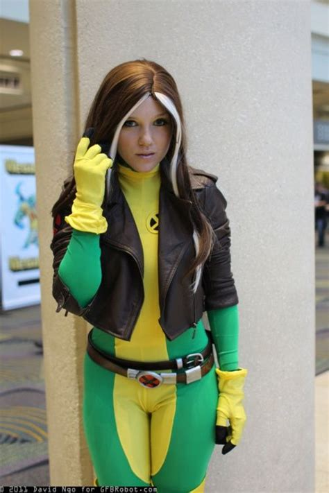 cosplay rogue costumes costume comic con marvel hotties megacon superhero halloween very fantasy lois comics cosplayers rogues lane cosplayer