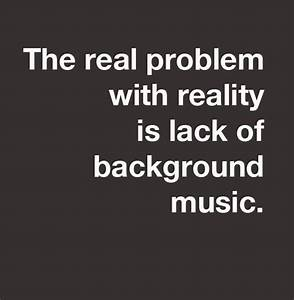 The real proble... Real Musicians Quotes