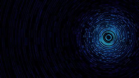 Digital Wallpaper Black by Hd Background Blue Circle Pattern Abstract Design Texture
