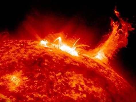 Sun Storms Could Leave Millions Of Americans Without Power ...